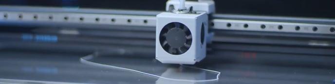 ajustando la temperatura de la primera capa de impresión