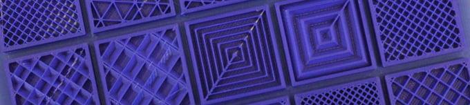 Basic parameters of 3d printing