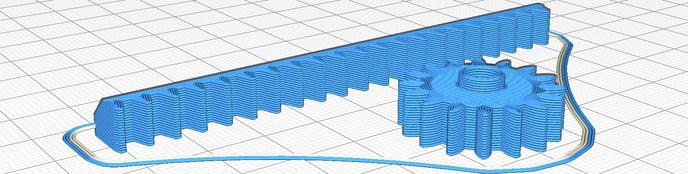 skirt printing adhesion resource