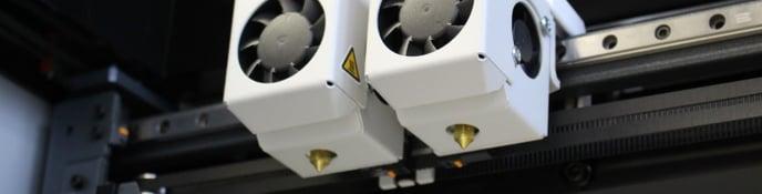 adjusting the filler extruder