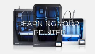 Learning your printer