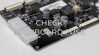 check mainboard fuse eng
