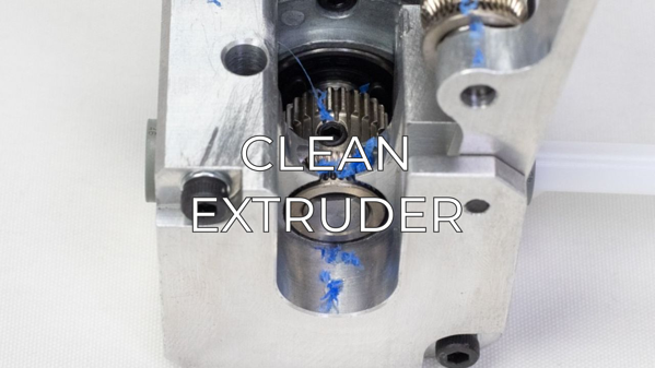 clean extruder eng