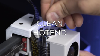 clean hotend eng