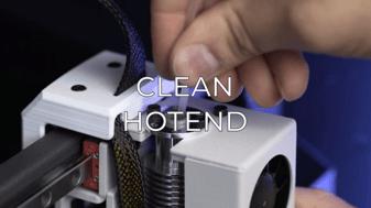 clean hotend eng