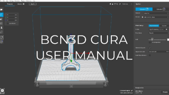 cura user manual EN