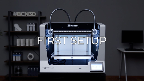 first setup sigma d25