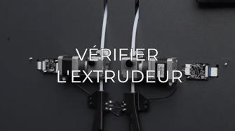 check extruder FR