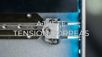 adjust belt tension ES