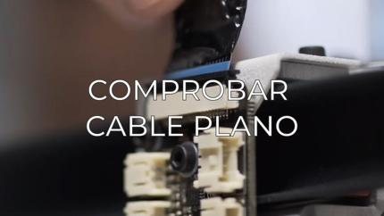 check flat cable ES