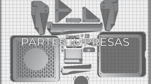 printed parts epsilon ES