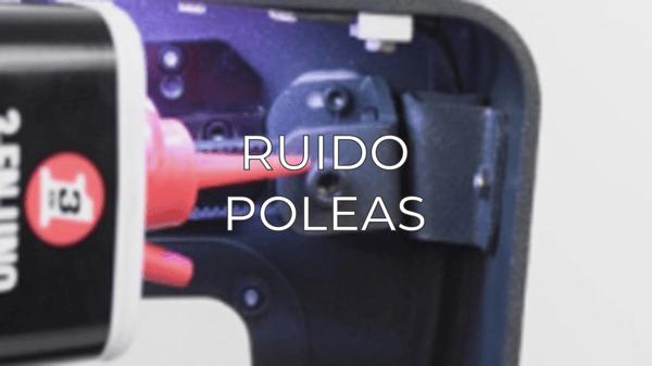 pulley noises ES