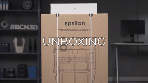 unboxing epsilon ES