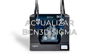 upgrade printer sigma ES