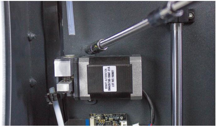 e-motor-removal