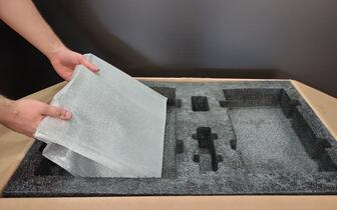 glass-on-foam