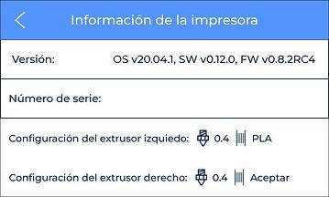 unit information
